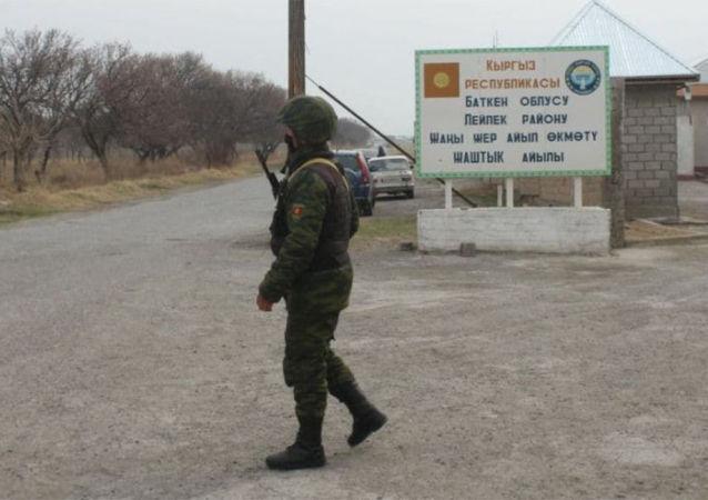 吉爾吉斯斯坦和塔吉克斯坦解決導致邊境緊張的問題