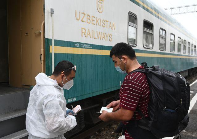乌兹别克斯坦因阿富汗新冠疫情恶化临时关闭两国边界