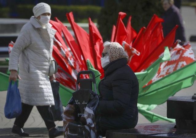 中国外交部:中方反对外部势力干涉白俄罗斯内政
