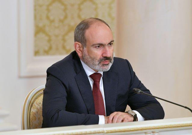 亚美尼亚代总理向普京通报称因南部局势已指示本国部长要求集安组织启动磋商