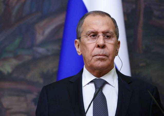 俄外长:俄罗斯外交部正采取一切措施以停止在国际舞台上针对俄运动员的不公正行为