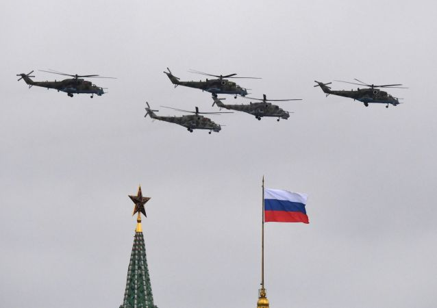 消息人士:俄军今年将接装新一批米-28NM直升机