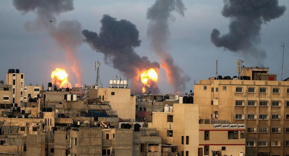 巴勒斯坦驻俄大使:巴方计划就以色列轰炸加沙地区媒体组织办公大楼上诉国际刑事法院