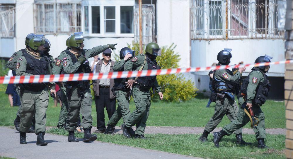 俄国家反恐委通报喀山校园枪击案一名犯罪分子