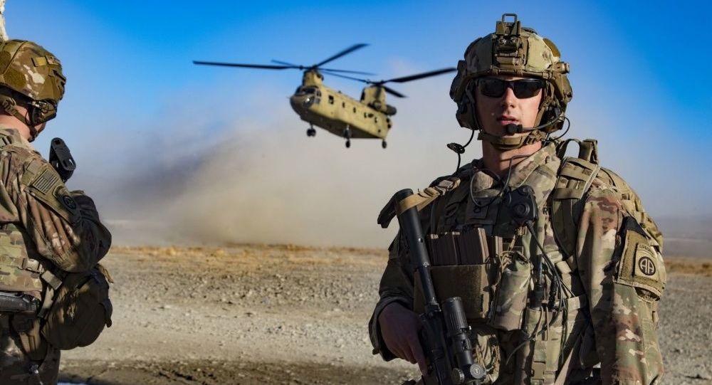 媒體:美國正從中東撤出部分軍事裝備 集中應對俄中挑戰