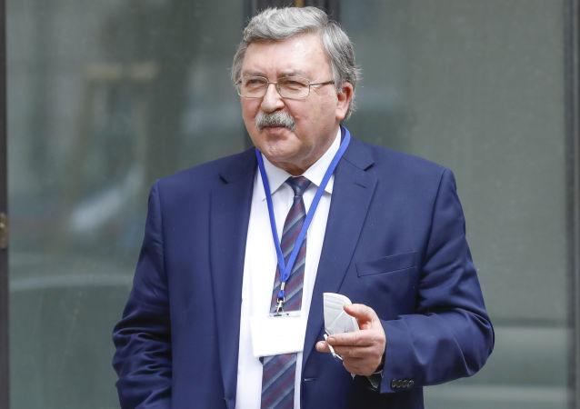 米哈伊爾∙烏里揚諾夫