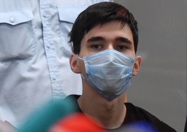 俄羅斯喀山槍擊事件嫌疑人