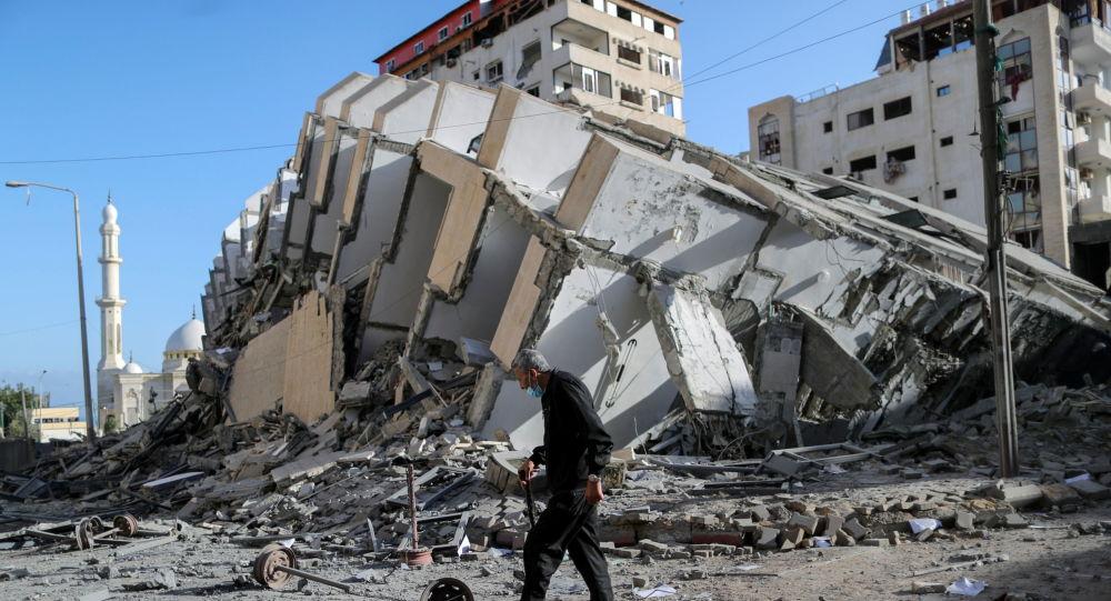 以色列军人在西岸纳布卢斯以南开枪打死一名巴勒斯坦人