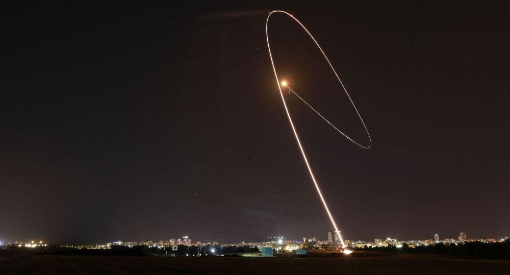 以色列軍方:昨夜從加沙地帶向以發射60枚火箭彈
