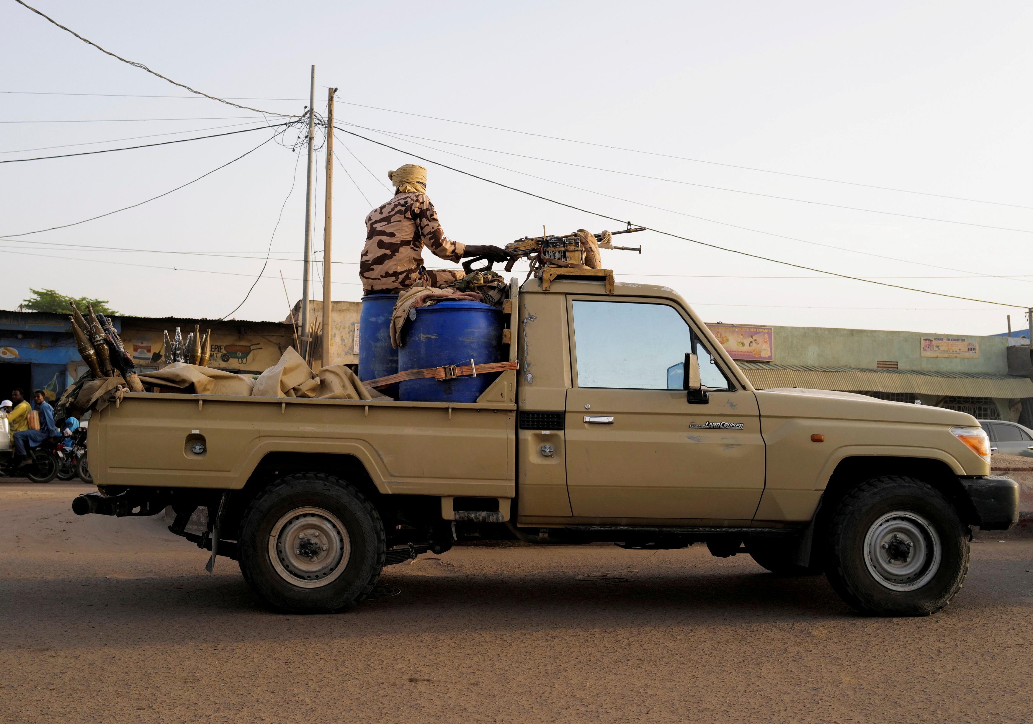 Военный переворот в Чаде