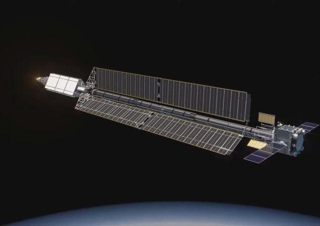 「宙斯」核動力太空拖船
