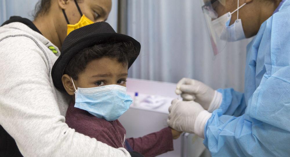 俄專家:30%新冠患兒可能出現器官受損