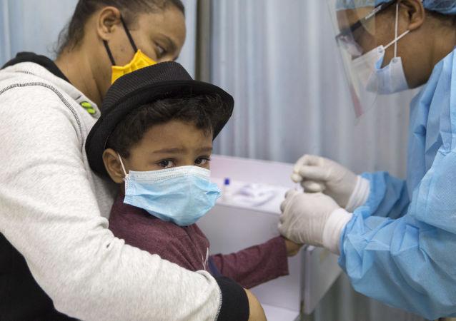 俄专家:30%新冠患儿可能出现器官受损