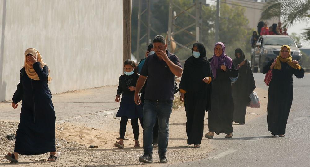 近4万名巴勒斯坦人向联合国机构申请寻求临时避难
