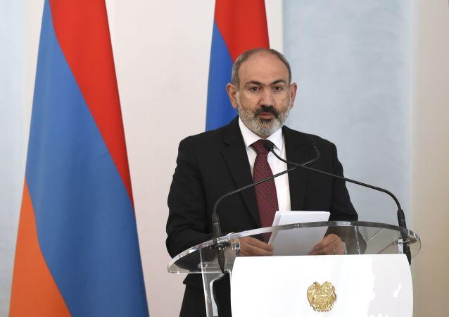 帕希尼扬称阿塞拜疆直接威胁亚美尼亚领土完整