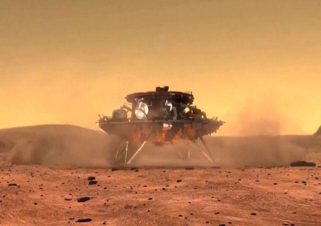 """俄专家谈中国火星任务:""""伟大的太空强国"""""""