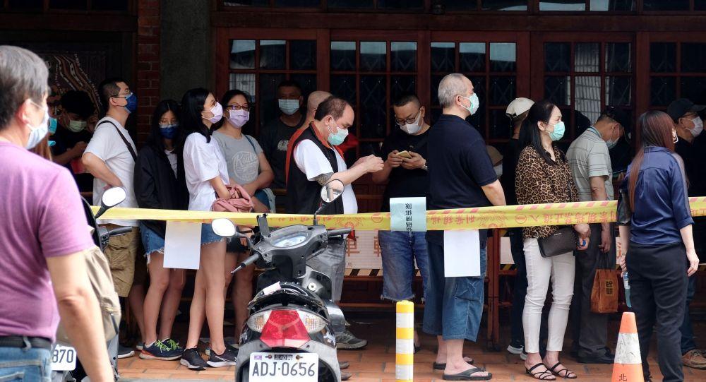 強生與台灣就新冠病毒疫苗進行秘密會談