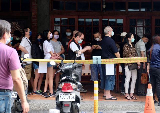 强生与台湾就新冠病毒疫苗进行秘密会谈