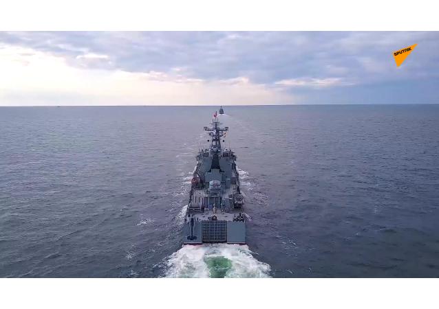 2021年俄罗斯波罗的海舰队日
