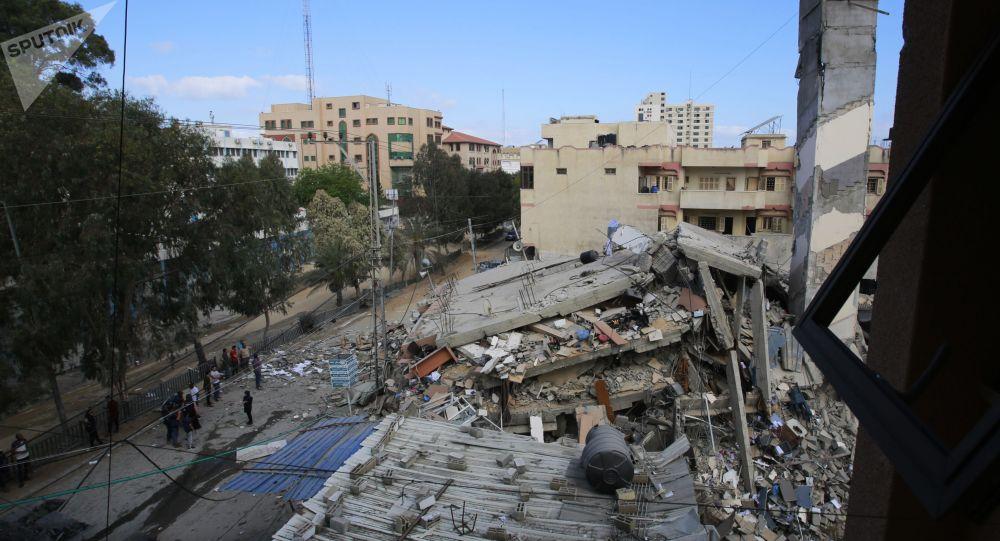 巴勒斯坦衛生部:死於以色列空襲的巴勒斯坦人增至243人