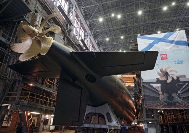 636.3型'馬加丹'號潛艇