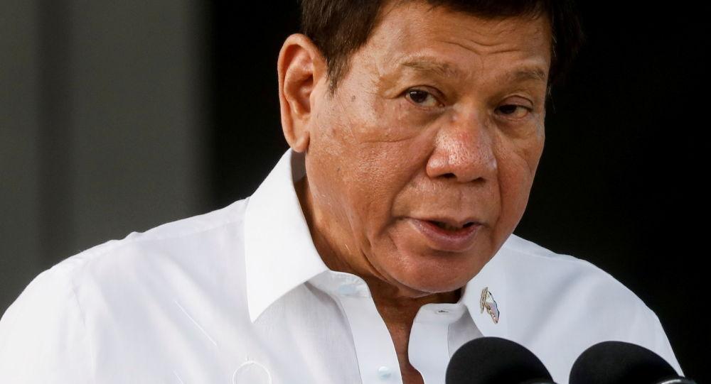 1/3菲律宾人认为杜特尔特总统的对华友谊给国家带来巨大利益