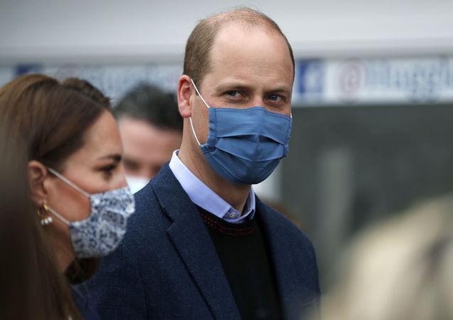 威廉王子呼吁将精力集中在拯救地球 而非太空飞行