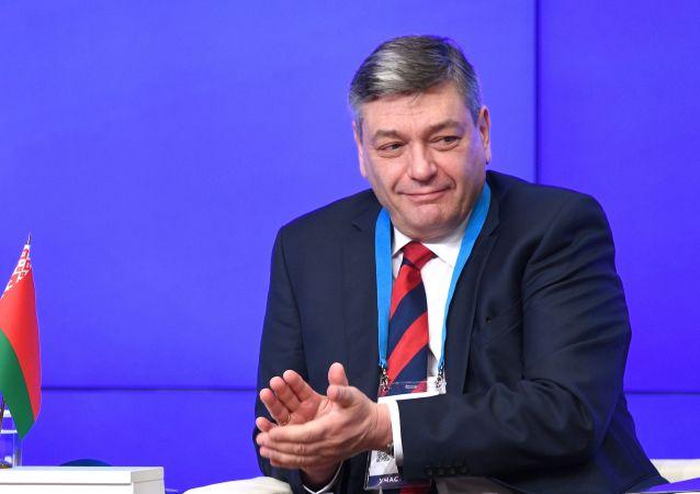 俄罗斯副外长安德烈•鲁坚科