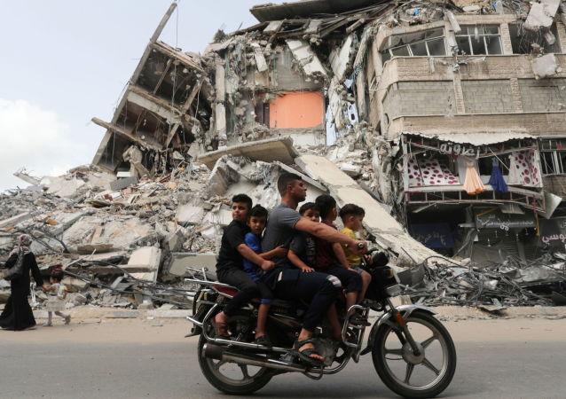 以军在约旦河西岸拘留数十名哈马斯活动分子