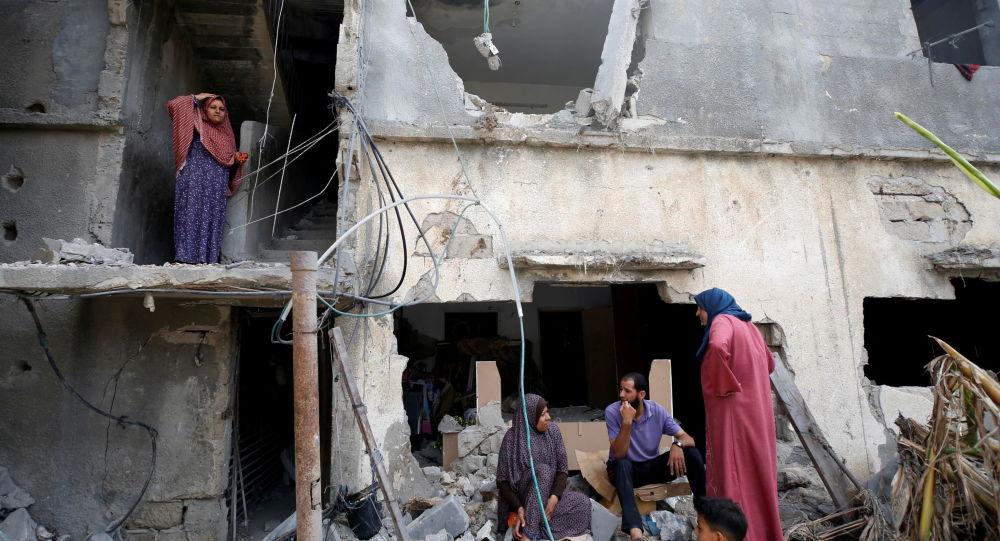 俄羅斯外交部介紹向巴勒斯坦人道主義援助規模