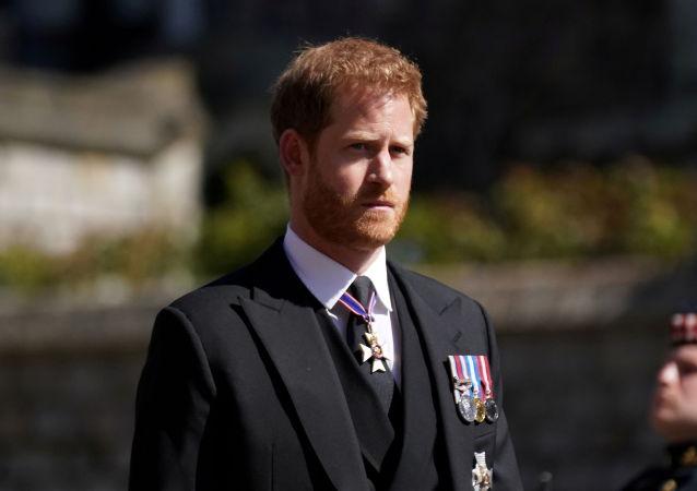 英國哈里王子
