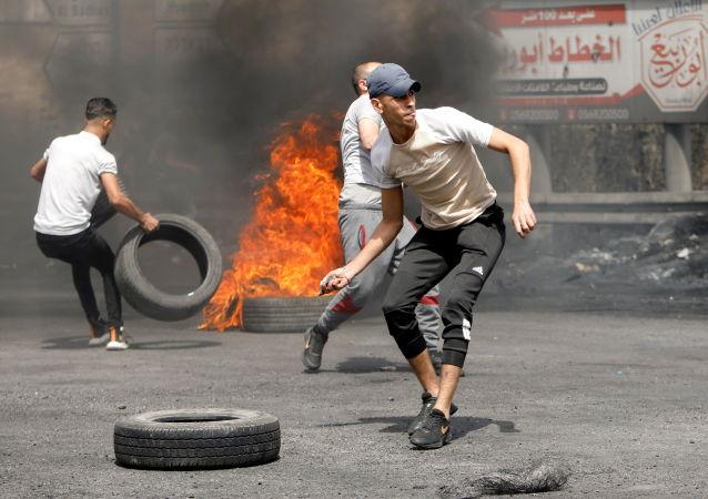 巴勒斯坦人