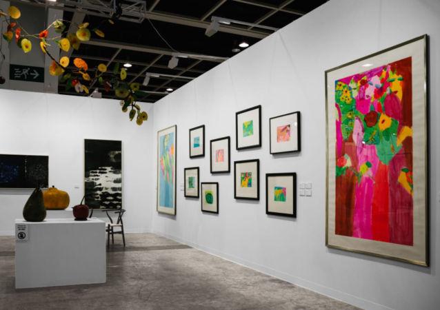 800多件艺术品参展巴塞尔艺术展香港展会