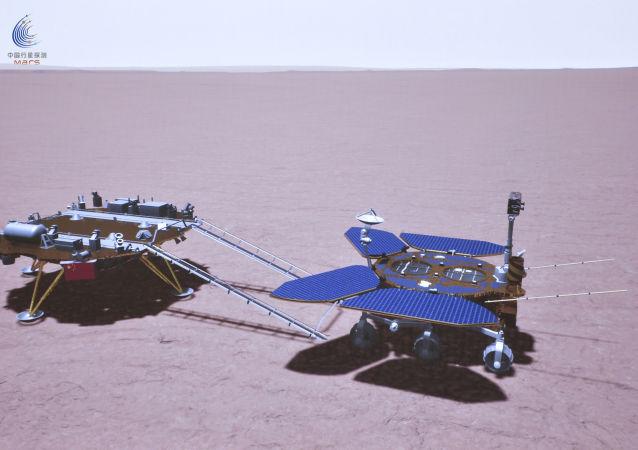 中国计划到2030年实施采集火星土壤送回地球任务