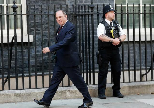 英國國防部長談俄羅斯「威脅」遭英國國民譴責