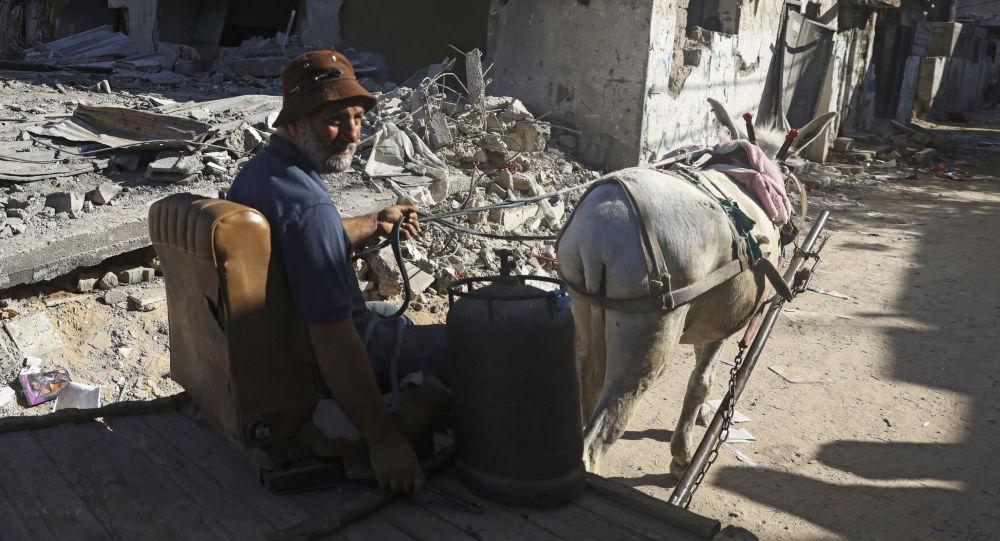 卡塔尔外交部:将资助加沙地带重建4.5万栋房屋