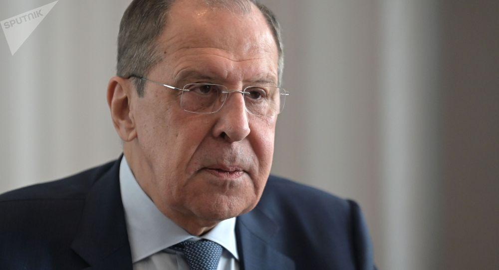 拉夫羅夫:俄中在絕大多數問題上看法一致