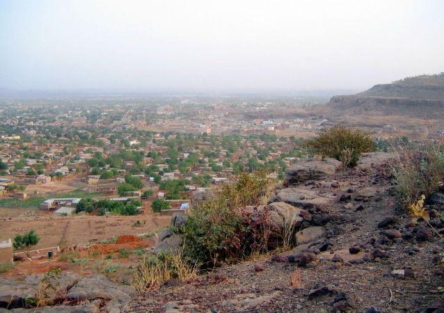 西非國家馬里的首都巴馬科
