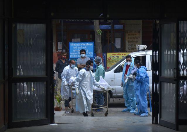 印度政府宣布免费接种新冠疫苗
