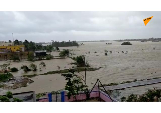 印度超三百万人因气旋风暴疏散