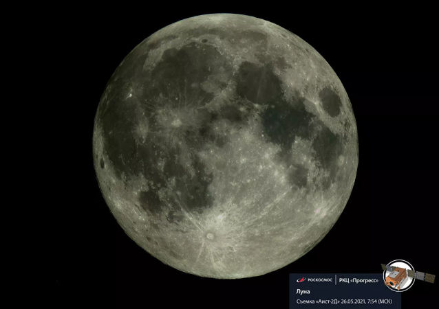 俄專家:俄中月球站項目需要光學通信和量子技術助力