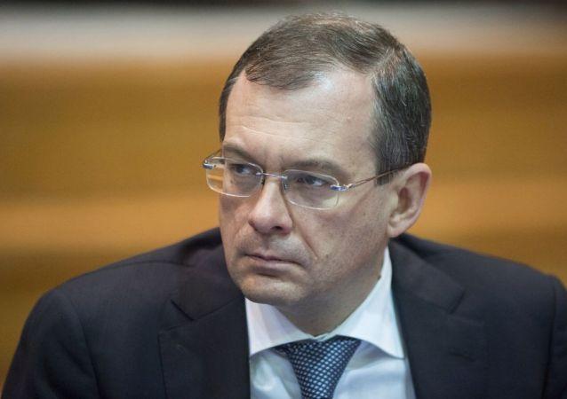 米哈伊尔·苏霍夫