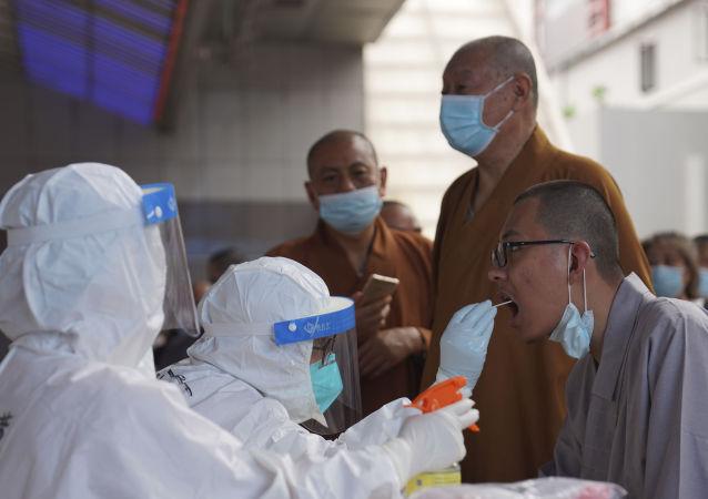 中国6月7日新增新冠确诊病例33例其中本土病例19例均在广东