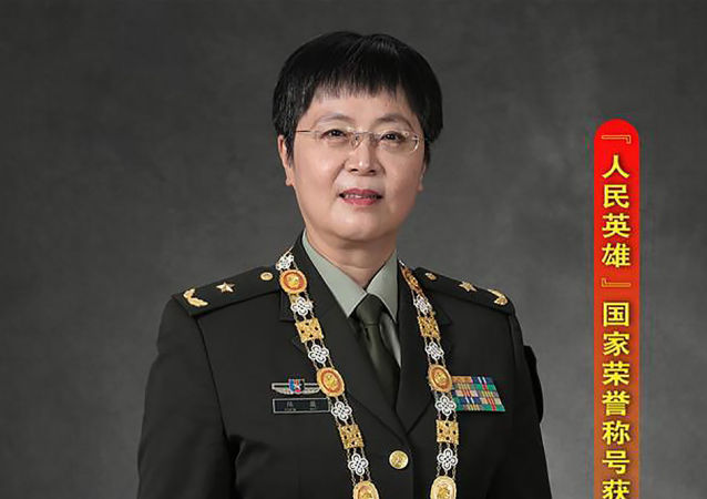 「人民英雄」陳薇,當選中國科協副主席