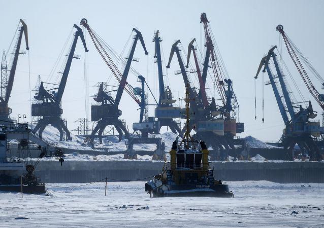 俄外交部:俄方願與其他國家共同發展北極航運