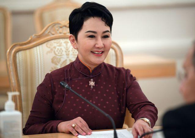 蒙古外长:蒙古无意加入集安组织或成为上合组织正式成员