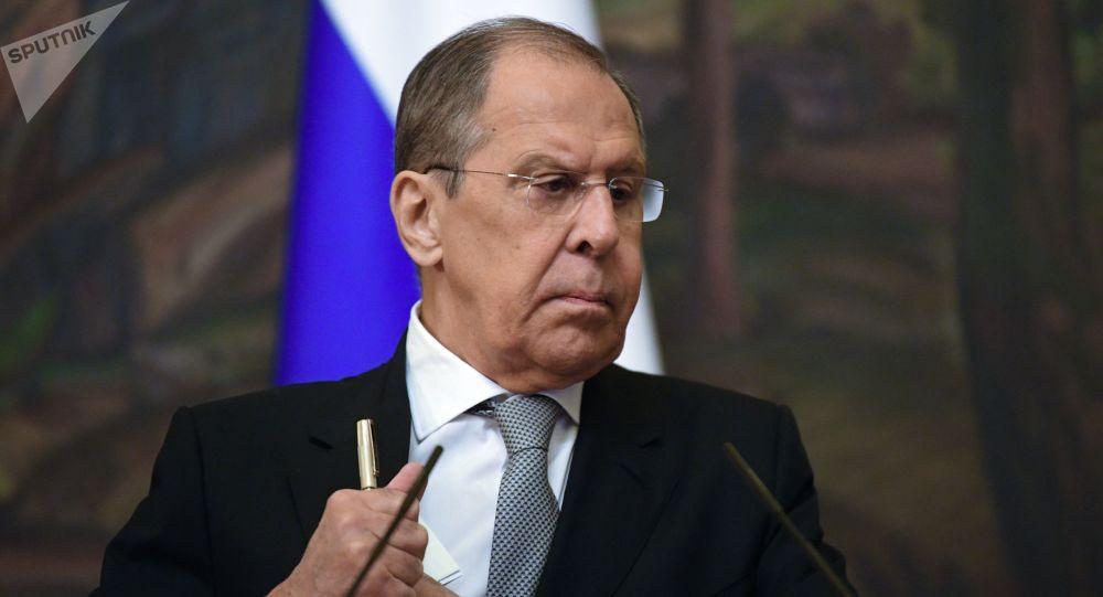 俄外長:北約在臆想俄羅斯侵略 莫斯科的對話大門敞開