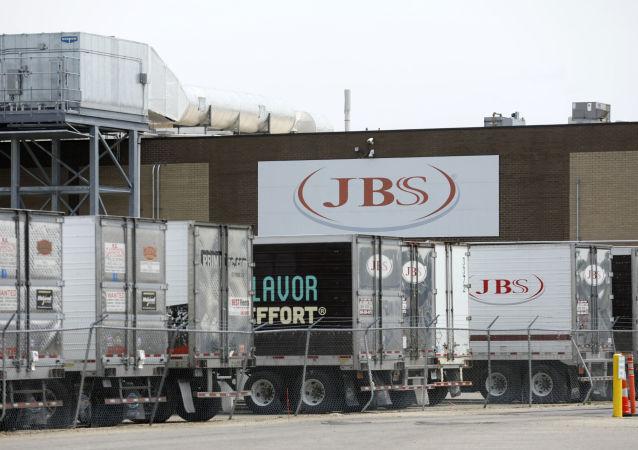 肉類生產商JBS公司稱已向敲詐勒索的黑客支付1100萬美元