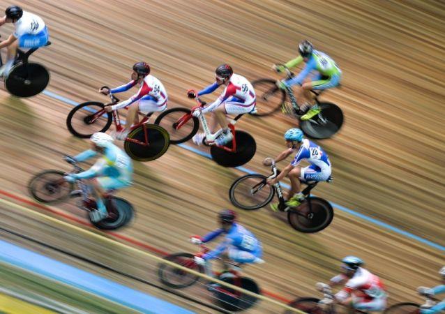 场地自行车锦标赛