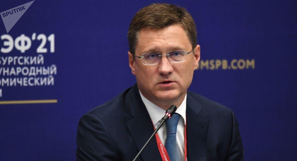 俄副总理:俄气公司今年可能创下天然气产量记录